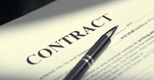 The consultancy of legal contract