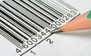 The registration service of bar code
